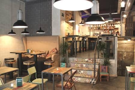 Gorila, Bar Madrid Malasaña #0