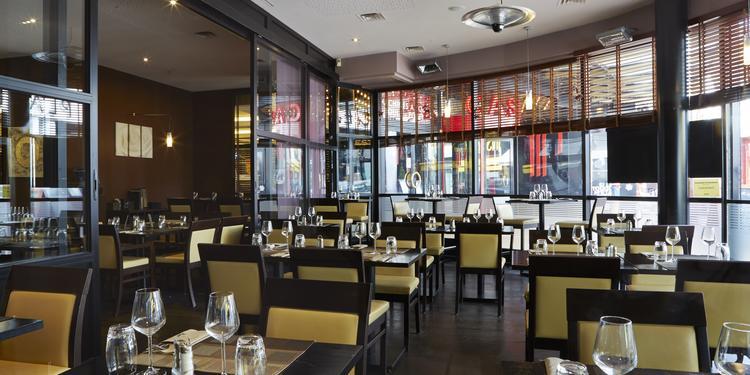 Casino Partouche Le Touquet - Le Grill, Restaurant Le Touquet-Paris-Plage  #0