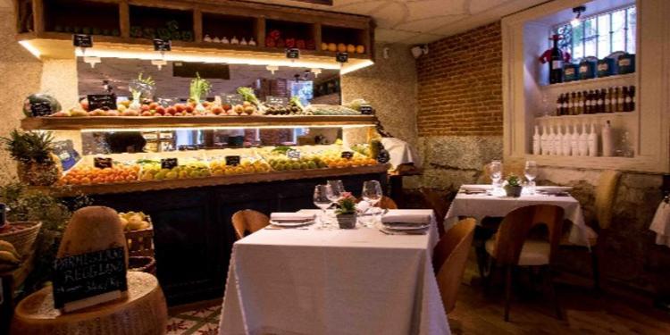 Quintín, Restaurante Madrid Barrio Salamanca #0
