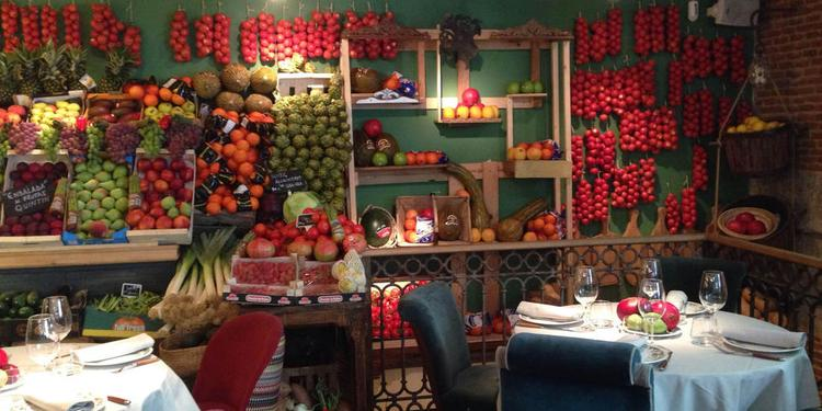 Quintín, Restaurante Madrid Barrio Salamanca #5