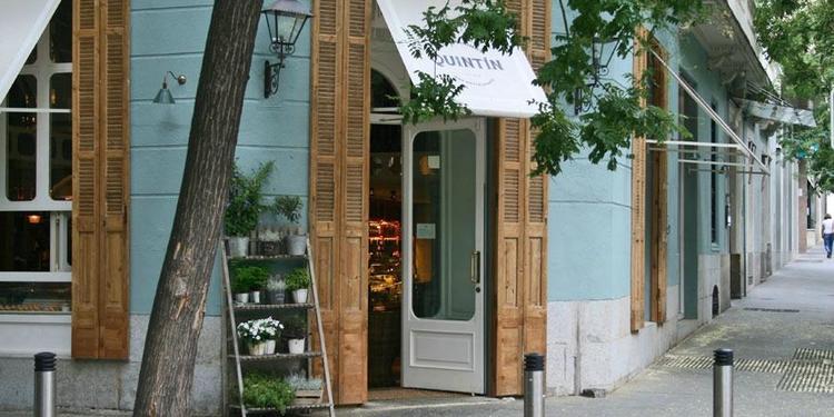 Quintín, Restaurante Madrid Barrio Salamanca #6