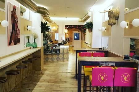 La Voltereta, Sala de alquiler Madrid Chamberí #0