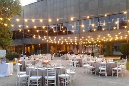 Café de Oriente Museo del Traje - Alabardero Catering, Sala de alquiler Madrid Moncloa #0