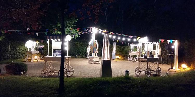 Café de Oriente Museo del Traje - Alabardero Catering, Espacio Madrid Moncloa #7