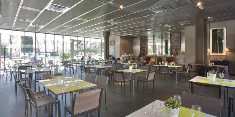 Café de Oriente Museo del Traje - Alabardero Catering, Espacio Madrid Moncloa #13