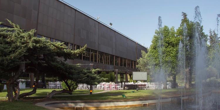 Café de Oriente Museo del Traje - Alabardero Catering, Espacio Madrid Moncloa #6