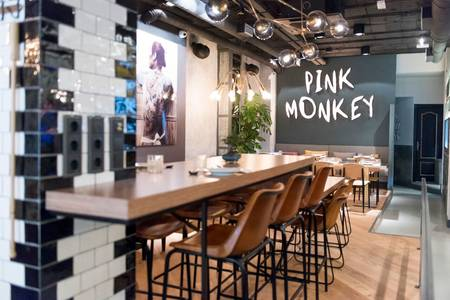 Pink Monkey, Bar Madrid Chamberí #0