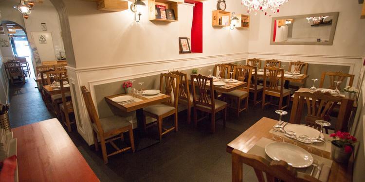 Le Petit Prince Madrid, Restaurante Madrid Salamanca #0