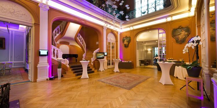 L'Hôtel des Arts et Métiers: 1er étage, Salle de location Paris Iéna #0