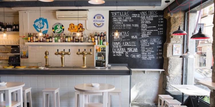 Pez Tortilla, Bar Madrid Barrio de Malasaña #0
