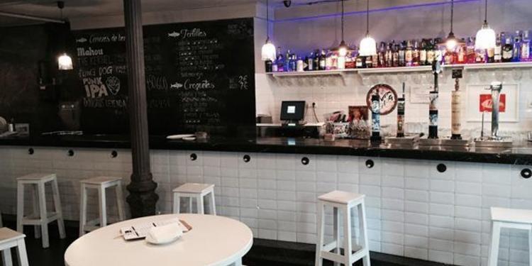 Pez Tortilla, Bar Madrid Barrio de Malasaña #2