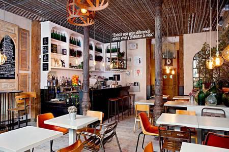 Petit Appetit, Sala de alquiler Madrid Barrio de Justicia #0