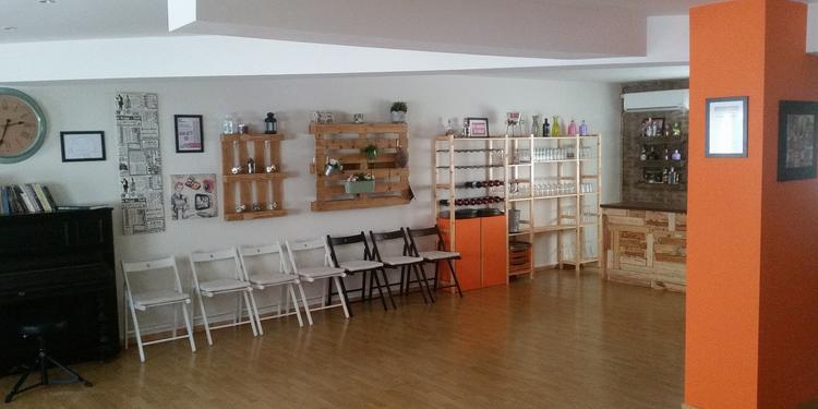 De Olla y Sartén, Sala de alquiler Madrid Salamanca #0
