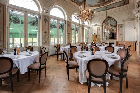 Le Théâtre du Gymnase : la Terrasse, Salle de location Paris Bonne Nouvelle #0