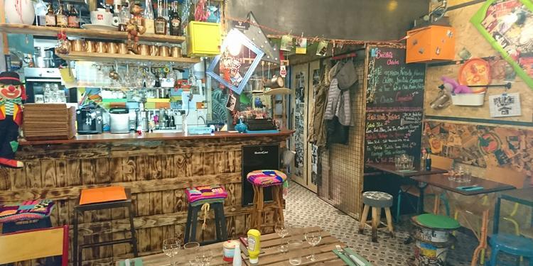 Chez Madame, Bar Paris Ternes #0