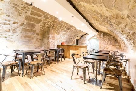 Le Caveau Saint Michel (Ancien Saint Privas), Bar Paris Saint-Michel #0
