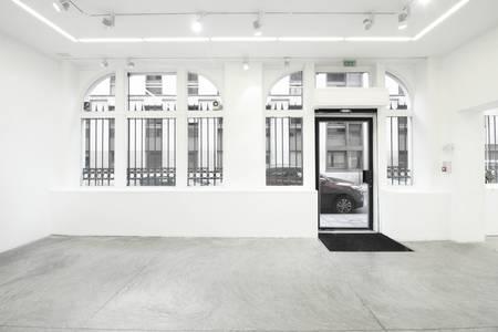 Galerie Joseph - Froissart, Salle de location Paris Le Marais #0