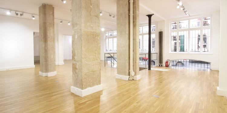 Galerie Joseph - Minimes, Salle de location Paris Archives #0