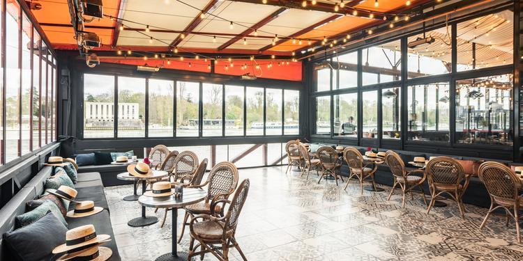 Le Quai Ouest - Salon Suresnes, Salle de location Saint-Cloud Hauts-de-Seine #0