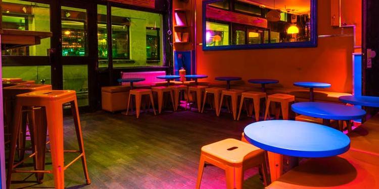 Le Truc Mush, Bar Paris Bastille #0