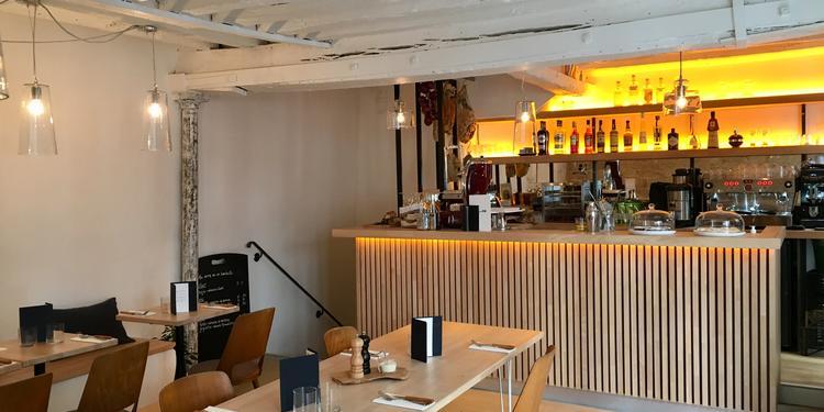 Dice Caffè, Restaurant Paris Le Marais #0