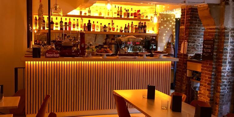 Dice Caffè, Bar Paris Le Marais #0