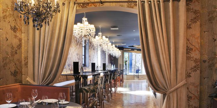 Küche, Restaurante Madrid Barrio de Argüelles #3