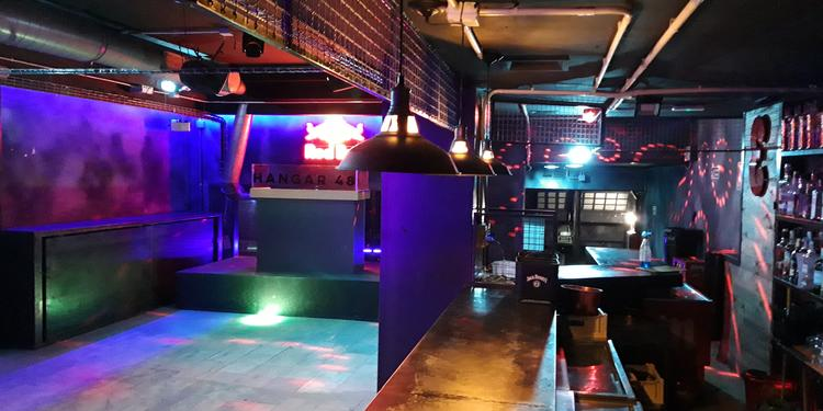 Hangar 48, Bar Madrid La Latina #0