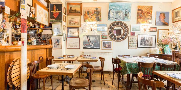 La Mère Agitée, Restaurant Paris Montparnasse #0