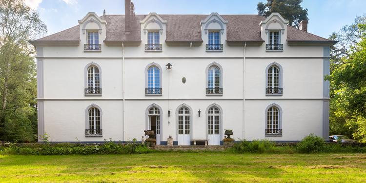 Le Château de la Bouleaunière, Salle de location Grez-sur-Loing Grez-sur-Loing #0