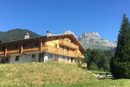 La Terrasse du Mont Blanc, Salle de location Cordon Cordon #0