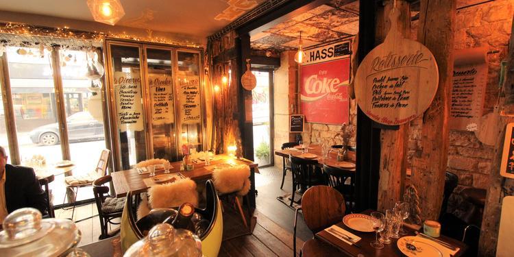La Mère Poule, Restaurant Paris Oberkampf #0