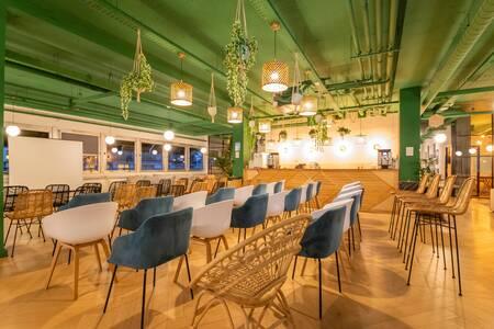 Morning Monceau : Morning Coffee et rooftop, Salle de location Paris Monceau #0