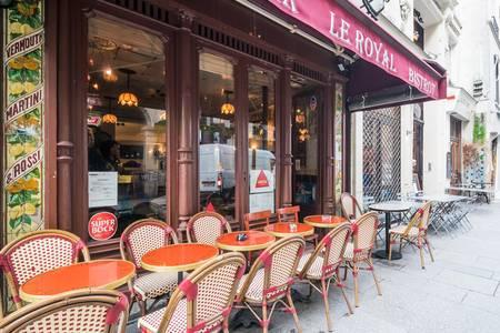 Le Royal Bar, Bar Paris Montorgueil #0