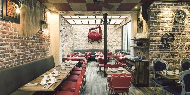 Le Comptoir du Trésor, Bar Paris Le marais #0