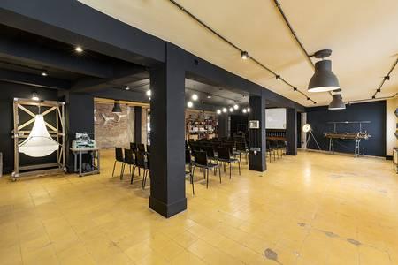 Daroca y Punto, Sala de alquiler Madrid Ventas #0