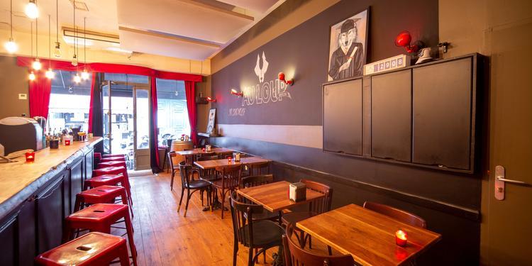 Au loup, Bar Paris Grands Boulevards #0