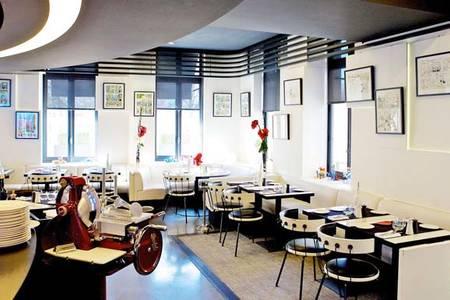 Le Nolita Ristorante e Enoteca, Restaurant Paris Champs Elysées #0