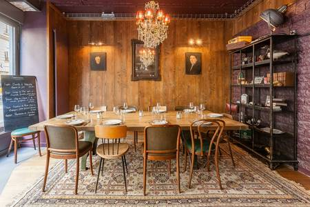 Lou Bistrot, Restaurant Paris Ternes #0