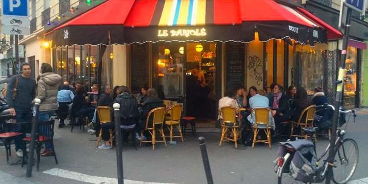 Le Bariolé, Bar Paris Belleville #0