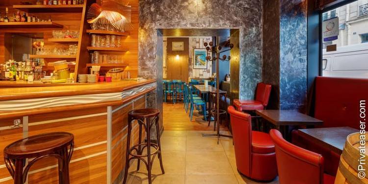 Le Café du Coin, Bar Paris Madeleine #1