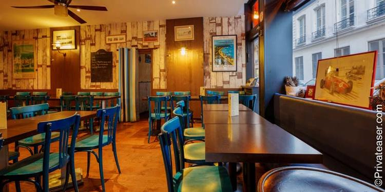 Le Café du Coin, Bar Paris Madeleine #2