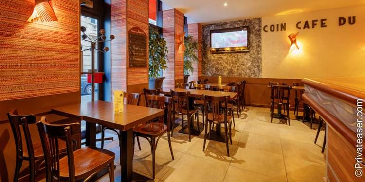 Le Café du Coin, Bar Paris Madeleine #4