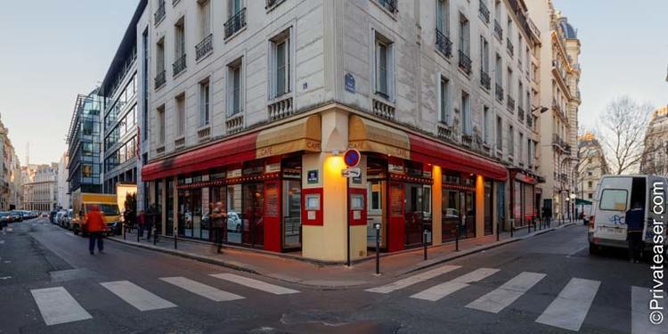 Le Café du Coin, Bar Paris Madeleine #7