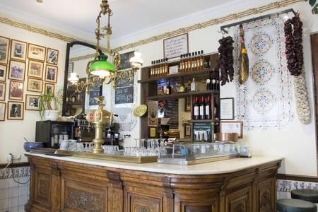 Taberna del Alabardero, Bar Madrid Ópera #0