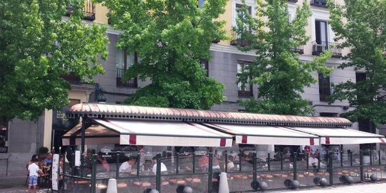 La Botillería del Café de Oriente, Bar Madrid Ópera #4