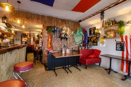 Les Timbrés, Bar Paris Vaugirard #0