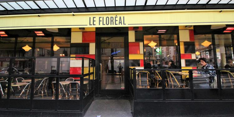 Le Floréal, Bar Paris Parmentier #0