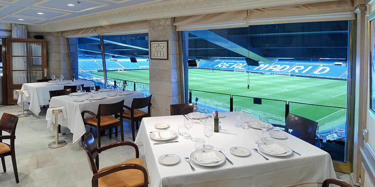 Puerta 57 Santiago Bernabéu, Restaurante Madrid Santiago Bernabéu #0