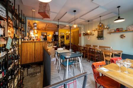 La Cave aux Lions, Bar Paris Saint-Georges #0